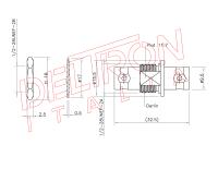 BNC-18-7-TGN - Deltron Italia